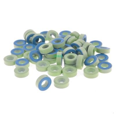 EWS 50Pcs Pale Green Blue Iron Co