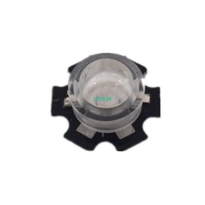 20 pcs/lot 13mm LED mini Lens 45