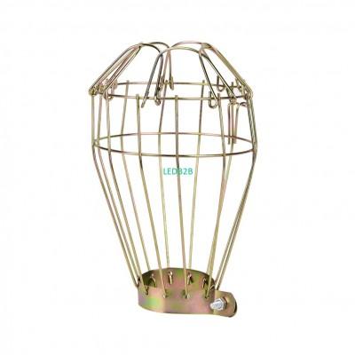 1PCS Iron Reptile Heat Lamp Shade