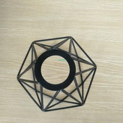 Diamond sharp black retro edison