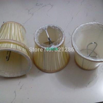 decoration lamp shade fabric E14