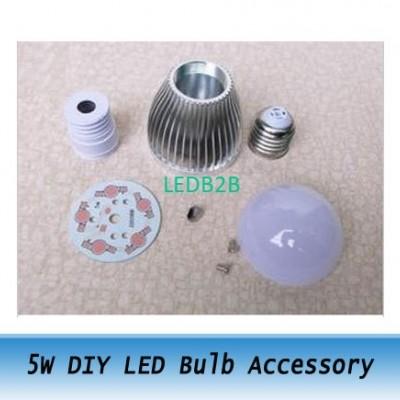 5W high power LED Bulb Accessory