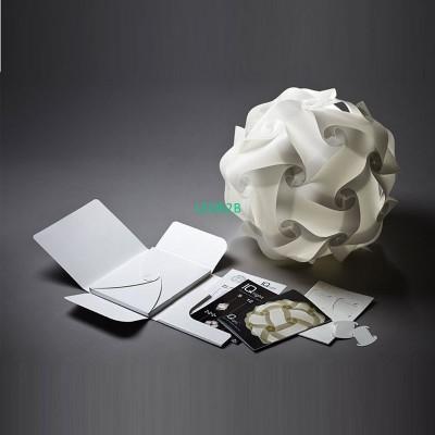 S Plastic DIY Lampshades for Lamp