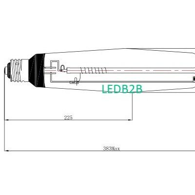 140000lm E39/E40 1000W Prolonged