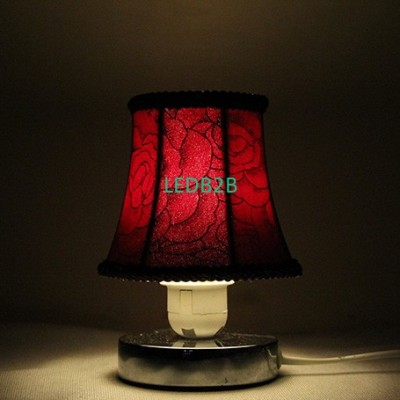 DIY Wine Red Color Hall of Lamp S