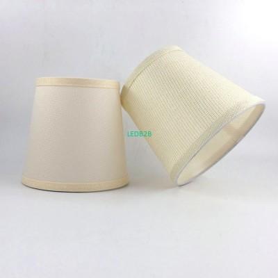 2pcs Modren Fabric and PVC Lamp s
