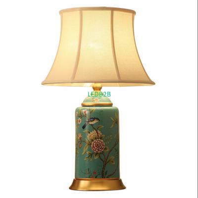 Modern classic fabric lampshade T