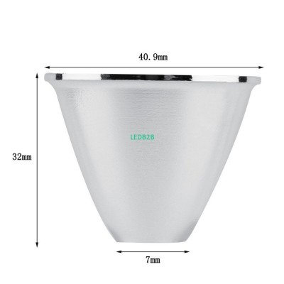 1pcs LED Reflector Cup High Power