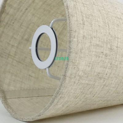 2pcs DIA 15.5cm PVC and Fabric La