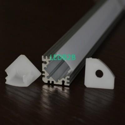 10pcs/lot  L shape/ Corner LED Al