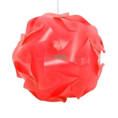 DIY Modern Pendant Ball Lamp Shad