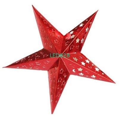 Fashion Xmas Decor Pentagram Lamp