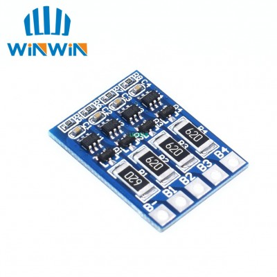 4S 4.2v li-ion balancer board li-
