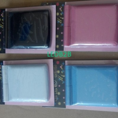 LED Mirrors Mini Portable Folding