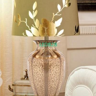 Bedroom bedside lamp. Modern cont