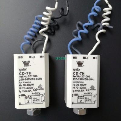 2Pcs Electronic Ignitor Starters