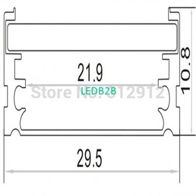 RA-3011;1M long aluminum alloy pr