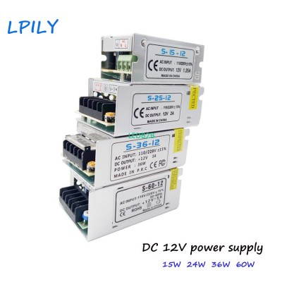 LPILY LED Driver Power supply 12V