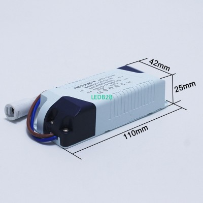 36W-40W LED panel lamp Power Supp