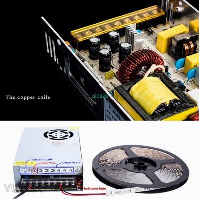5V LED Transformer Power Supply S