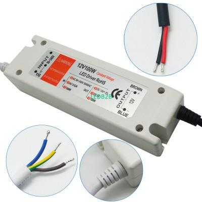 DC12V 18W/28W/48W/72W/100W Power