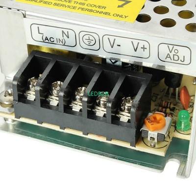 2A 24W LED Driver AC 110-220V To