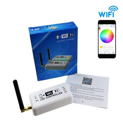 Wifi Led Controller DC12v 24v Dim