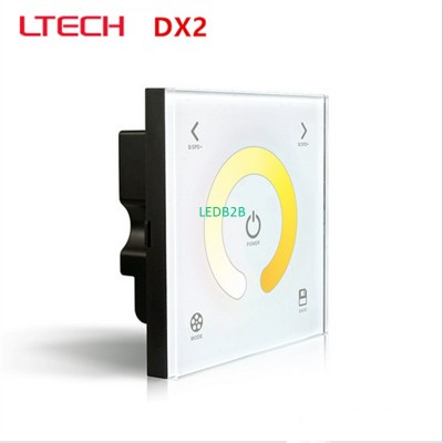 LTECH DX2 color temperature touch