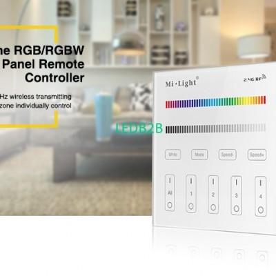 Milight T3 AC220V 4-Zone RGB/RGBW