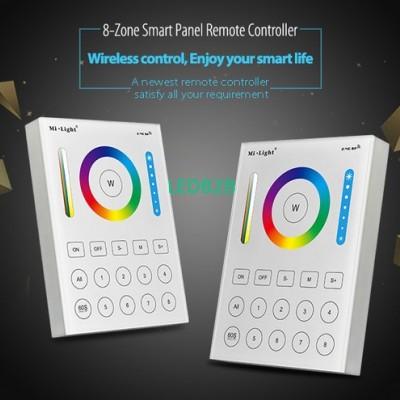 MiLight 2.4G wireless FUT089 remo