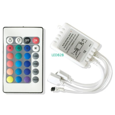 Hot 24 Keys IR Remote control Dua