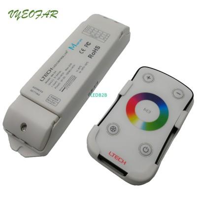 Led RGB Controller M3 + M4-5A RF