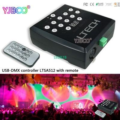 led controller LTSA512 USB-DMX Ma