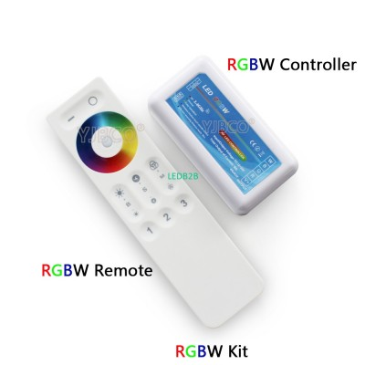 2.4G 3 Zone Touch Remote led dimm