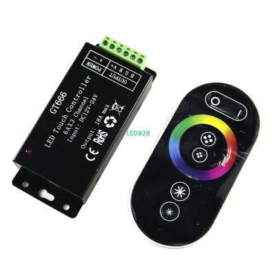 12V GT666 Touch led controller DC