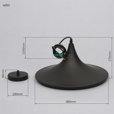 Modern minimalist iron cover, Nor