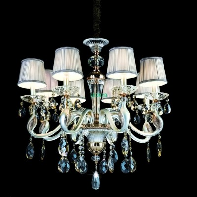 Art Deco Lampshades For crystal l