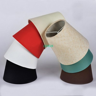 Frled Art Deco Lampshades inwall
