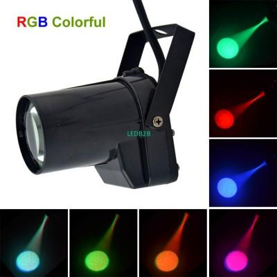 Mini Portable 5W Single Color LED