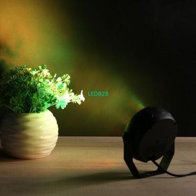 1pc Mini Portable 6 RGBW LED Stag