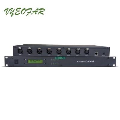 Ltech ArtNet-DMX-8 Led Controller