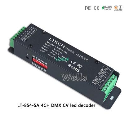 led controller LT-854-5A DMX-PWM