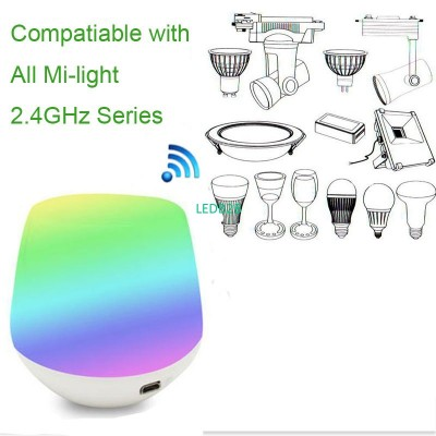 Mi light  2.4G 4 Zone WIFI LED co