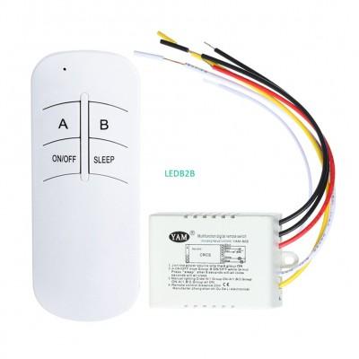 3 Style AC 220v Wireless ON/OFF 1