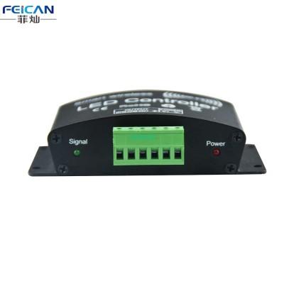 DC12-24V 4A/CH RGB Wifi LED Contr