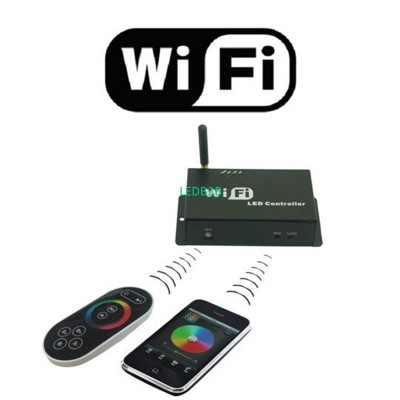led wifi 100 controller dimmer fo