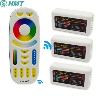 1 pc 2.4G LED Remote Controller M