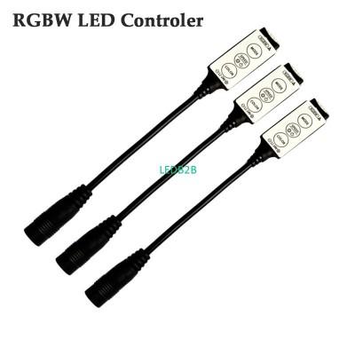 50pcs RGBW Controller 12V-24V Min
