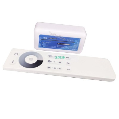 2.4G 3 Zone Touch Remote Single C