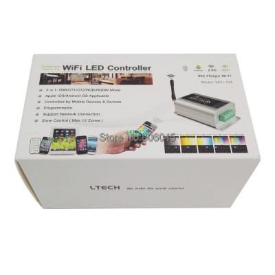 LTECH WiFi-104 LED WiFi RGB RGBW